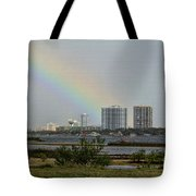 Follow That Rainbow Tote Bag