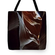 Follow The Light Tote Bag