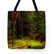 Follow The Trail Tote Bag