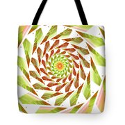 Abstract Swirls  Tote Bag