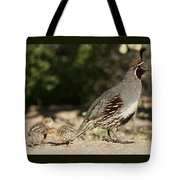 Following In Daddy's Footsteps  Tote Bag