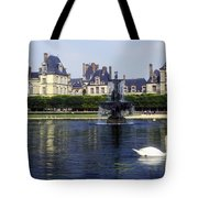Fontainebleau Tote Bag
