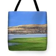 Fontenelle Reservoir Summer Thunderstorm  Tote Bag