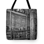 Fonthill Castle Library Tote Bag