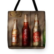 Food - Beverage - Favorite Soda Tote Bag