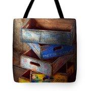 Food - Beverage - Pepsi-cola Boxes  Tote Bag