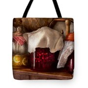 Food - Fruit - Things You Make At Summertime Tote Bag