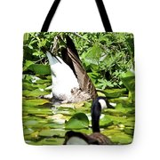 Food Too Dive For Tote Bag