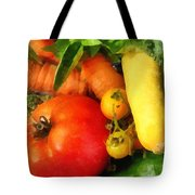 Food - Vegetable Medley Tote Bag