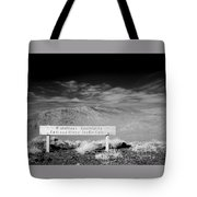 Foot And Horse Traffic Only Tote Bag