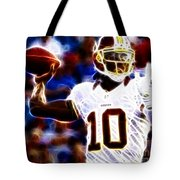 Football - Rg3 - Robert Griffin IIi Tote Bag