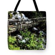 Footbridge Tote Bag
