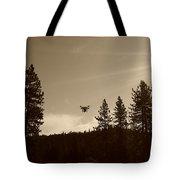 Foothills Flight Tote Bag