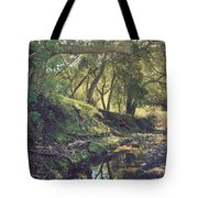 For A Time You Were Mine Tote Bag