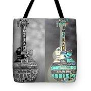For American Guitars  Tote Bag