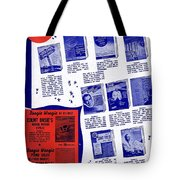 For Better Entertainment Tote Bag