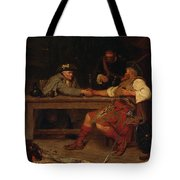For Better Or Worse - Rob Roy Tote Bag