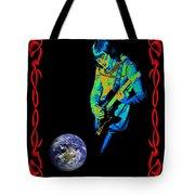 For Earth Below #2 Tote Bag
