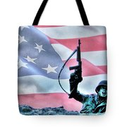 For Freedom Tote Bag