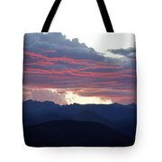 For Purple Mountains Majesty Tote Bag