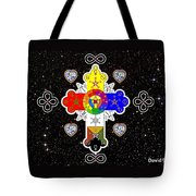 For The Love Of God Tote Bag