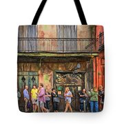 For The Love Of Jazz Tote Bag