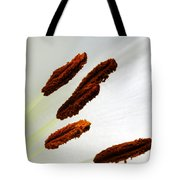 For The Love Of Lilies 7 Tote Bag