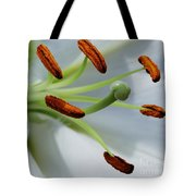 For The Love Of Lilies 8 Tote Bag