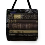 For The Love Of Reading Tote Bag