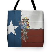 For The Love Of Texas Tote Bag