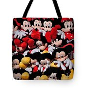 For The Mickey Mouse Lovers Tote Bag