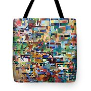 for we have already merited to receive the Torah 8 Tote Bag