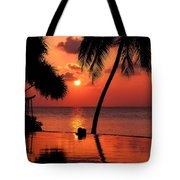 For You. Dream Coming True I. Maldives Tote Bag