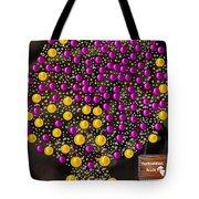 Forbidden Fruit Pop Art Tote Bag