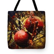 Forbidden Fruit Tote Bag