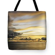 Forbidding Clouds Tote Bag