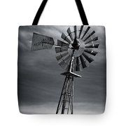 Forboding Skies Tote Bag