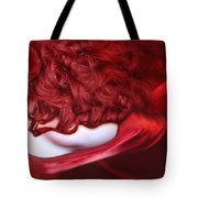 Force Of Creation - Self Portrait Tote Bag