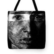 Forceful Mercies Redux Tote Bag