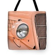Ford Classic In Salmon Tote Bag