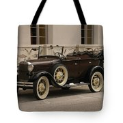 Ford Convertible 01 Tote Bag