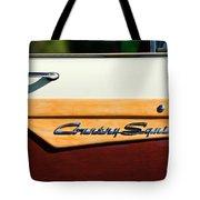 Ford Country Sedan Emblem Tote Bag