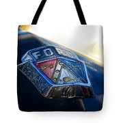 Ford Crest Tote Bag
