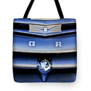 Ford F-1 V8 Truck Front End Tote Bag