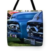 Ford F-100s Tote Bag