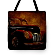 Ford Glow Tote Bag