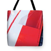 Ford Gt40 Sports Car Tote Bag