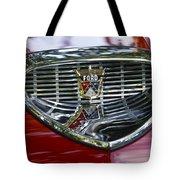 Ford Hood Emblem Tote Bag