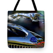 Ford Hood Ornement Tote Bag