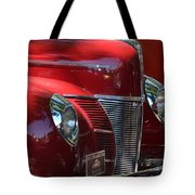 Ford Hotrod Tote Bag